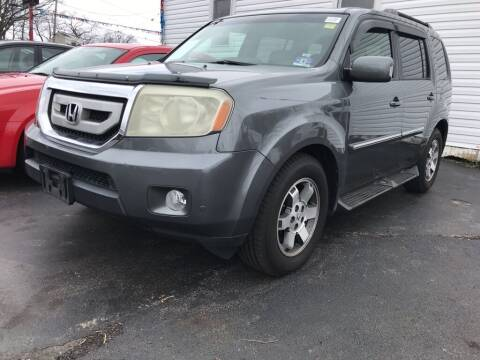 2009 Honda Pilot for sale at Certified Auto Exchange in Keyport NJ
