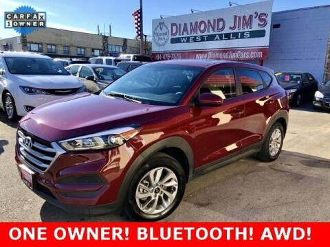 2018 Hyundai Tucson for sale at Diamond Jim's West Allis in West Allis WI