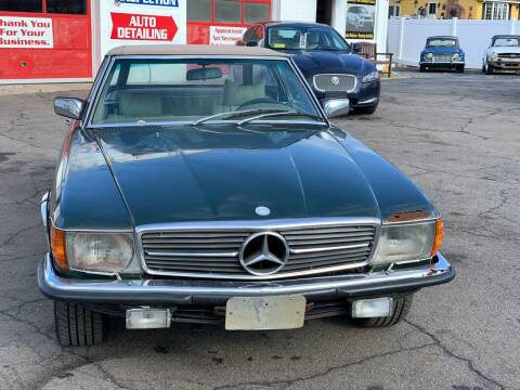 1979 Mercedes-Benz SL-Class for sale at Milford Automall Sales and Service in Bellingham MA