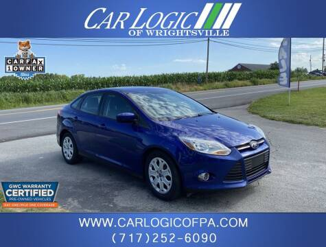 2012 Ford Focus for sale at Car Logic in Wrightsville PA