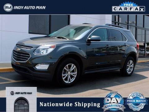2017 Chevrolet Equinox for sale at INDY AUTO MAN in Indianapolis IN