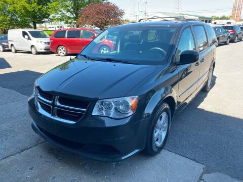 2012 Dodge Grand Caravan for sale at Paul Hiltbrand Auto Sales LTD in Cicero NY