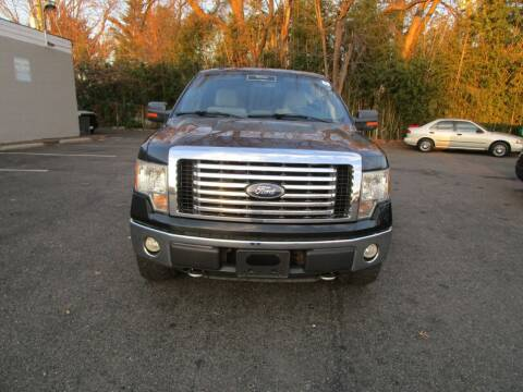 2010 Ford F-150 for sale at FIRST CLASS AUTO in Arlington VA