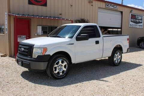 2010 Ford F-150 for sale at Gtownautos.com in Gainesville TX