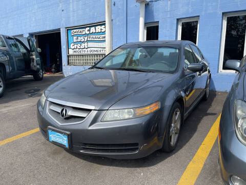2004 Acura TL for sale at Ideal Cars in Hamilton OH