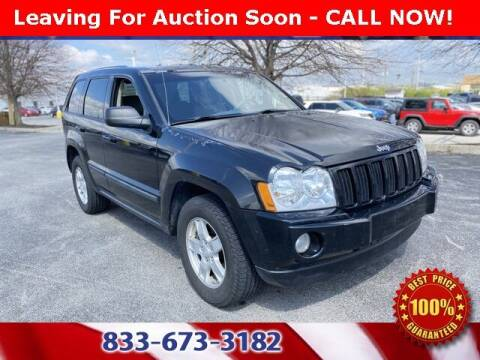 2007 Jeep Grand Cherokee for sale at Glenbrook Dodge Chrysler Jeep Ram and Fiat in Fort Wayne IN