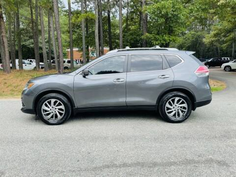 2015 Nissan Rogue for sale at H&C Auto in Oilville VA