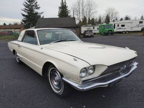 1966 Ford Thunderbird for sale at Classic Car Deals in Cadillac MI