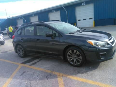 2012 Subaru Impreza for sale at Thames River Motorcars LLC in Uncasville CT