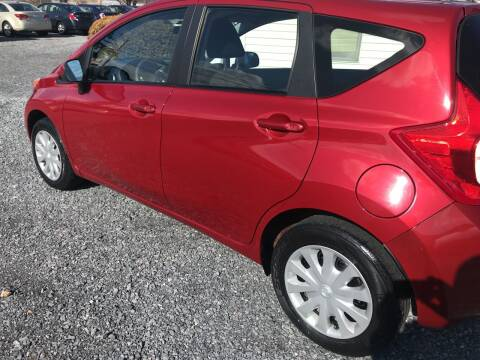 2014 Nissan Versa Note for sale at CESSNA MOTORS INC in Bedford PA
