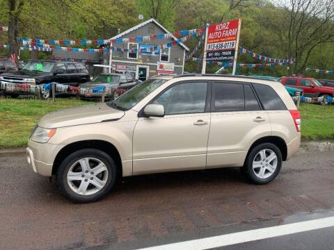 2006 Suzuki Grand Vitara for sale at Korz Auto Farm in Kansas City KS