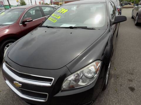2011 Chevrolet Malibu for sale at Pro-Motion Motor Co in Lincolnton NC