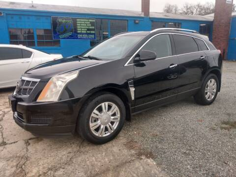 2011 Cadillac SRX for sale at HWY 49 MOTORCYCLE AND AUTO CENTER in Liberty NC