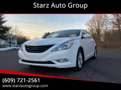 2013 Hyundai Sonata for sale at Starz Auto Group in Delran NJ