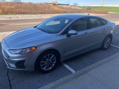 2019 Ford Fusion for sale at Teds Auto Inc in Marshall MO