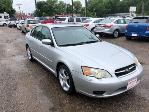 2006 Subaru Legacy for sale at Truck City Inc in Des Moines IA