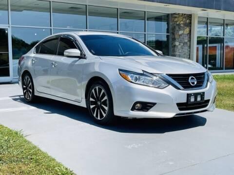 2018 Nissan Altima for sale at RUSTY WALLACE CADILLAC GMC KIA in Morristown TN