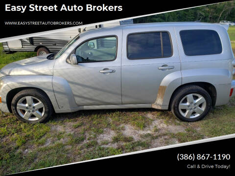 2009 Chevrolet HHR for sale at Easy Street Auto Brokers in Lake City FL