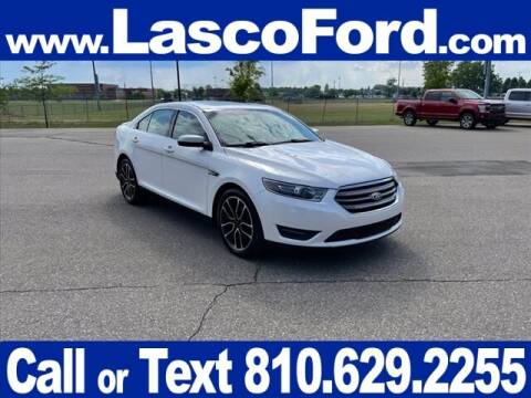 2018 Ford Taurus for sale at LASCO FORD in Fenton MI