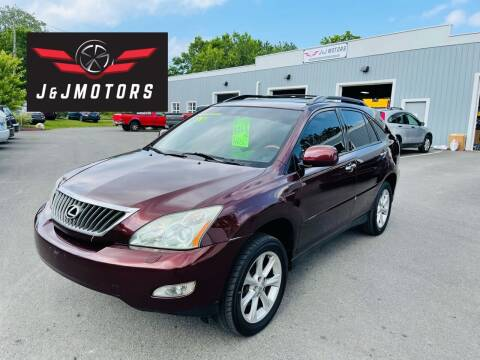 2008 Lexus RX 350 for sale at J & J MOTORS in New Milford CT