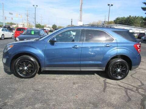 2016 Chevrolet Equinox for sale at Home Street Auto Sales in Mishawaka IN