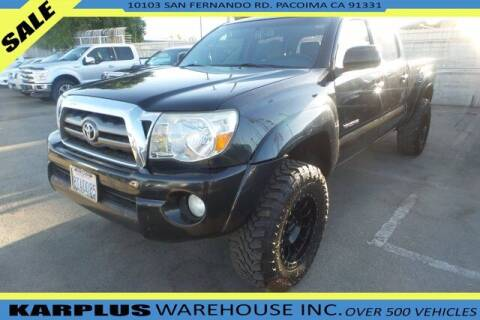 2009 Toyota Tacoma for sale at Karplus Warehouse in Pacoima CA