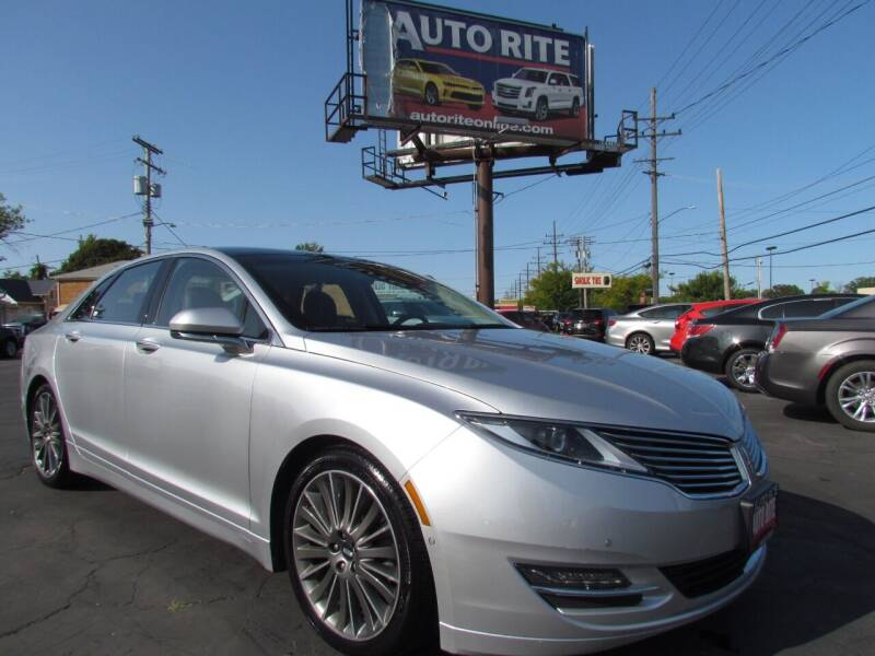 2013 Lincoln MKZ for sale at Auto Rite in Cleveland OH