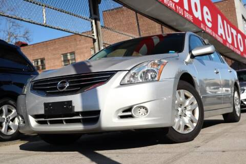 2012 Nissan Altima for sale at HILLSIDE AUTO MALL INC in Jamaica NY