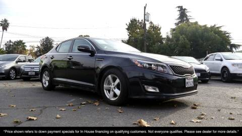 2015 Kia Optima for sale at Westland Auto Sales on 7th in Fresno CA