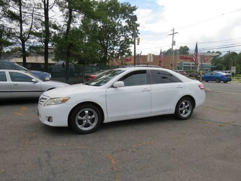 2010 Toyota Camry LE 4dr Sedan 6A - Springfield NJ