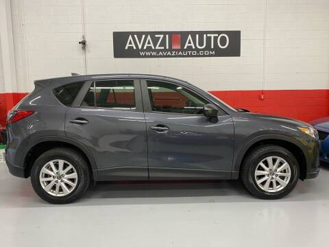 2016 Mazda CX-5 for sale at AVAZI AUTO GROUP LLC in Gaithersburg MD