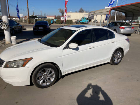 2008 Honda Accord for sale at CONTINENTAL AUTO EXCHANGE in Lemoore CA