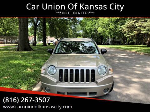 2009 Jeep Compass for sale at Car Union Of Kansas City in Kansas City MO