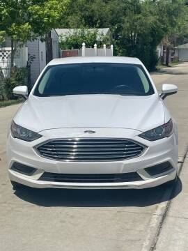 2017 Ford Fusion for sale at Suburban Auto Sales LLC in Madison Heights MI