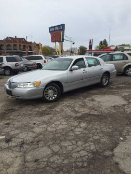2002 Lincoln Town Car for sale at Big Bills in Milwaukee WI