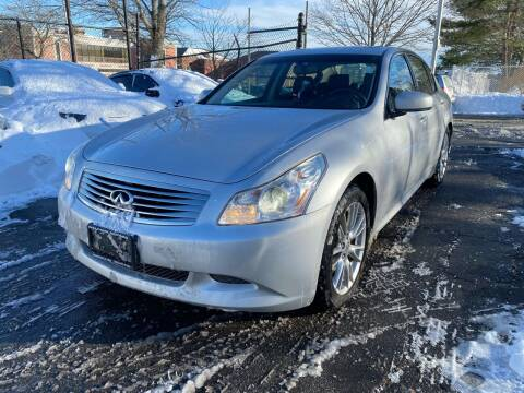 2008 Infiniti G35 for sale at Welcome Motors LLC in Haverhill MA