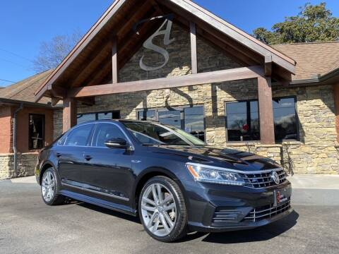 2017 Volkswagen Passat for sale at Auto Solutions in Maryville TN