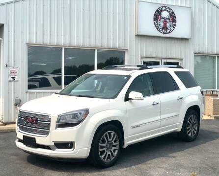2014 GMC Acadia for sale at Torque Motorsports in Rolla MO