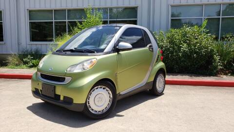 2011 Smart fortwo for sale at Houston Auto Preowned in Houston TX