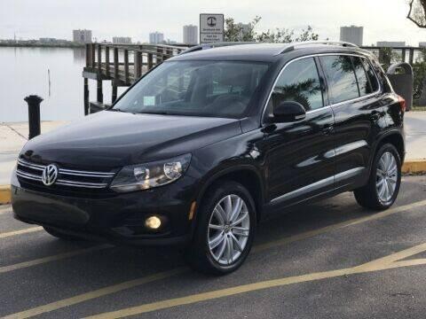 2012 Volkswagen Tiguan for sale at Orlando Auto Sale in Port Orange FL
