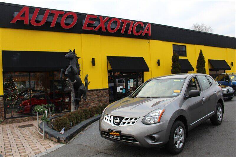 2014 Nissan Rogue Select for sale at Auto Exotica in Red Bank NJ