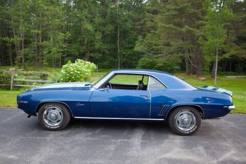 1969 Chevrolet Camaro for sale at Essex Motorsport, LLC in Essex Junction VT