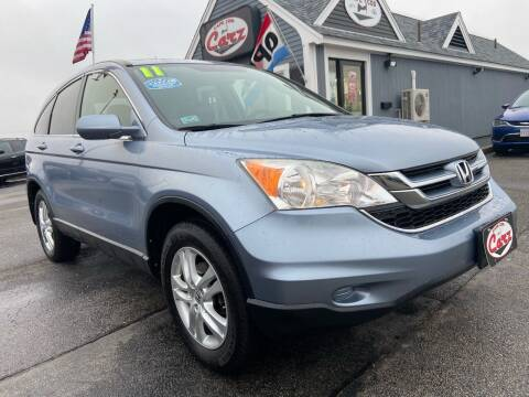 2011 Honda CR-V for sale at Cape Cod Carz in Hyannis MA