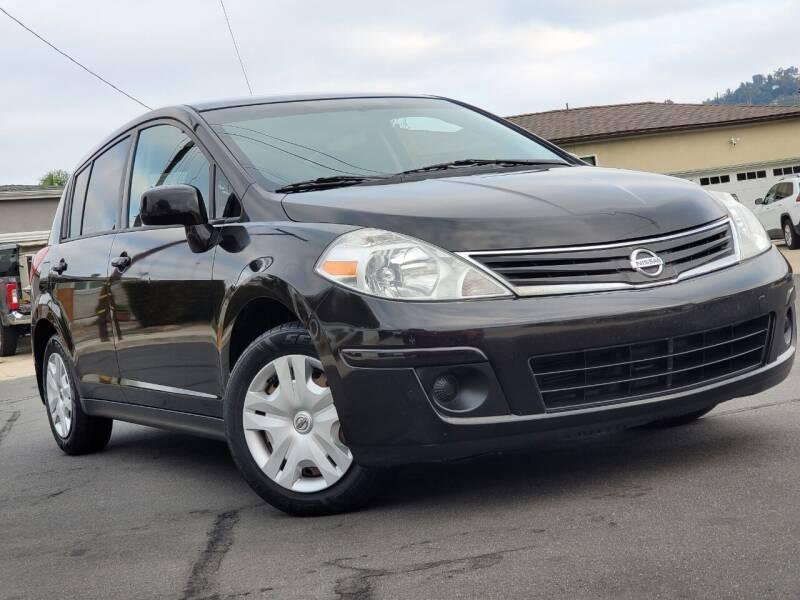 2011 Nissan Versa for sale at Gold Coast Motors in Lemon Grove CA