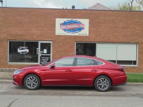 2020 Hyundai Sonata for sale at Eyler Auto Center Inc. in Rushville IL