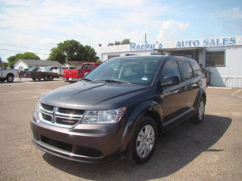 2015 Dodge Journey for sale at Rocky's Auto Sales in Corpus Christi TX