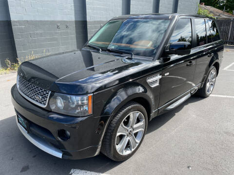 2012 Land Rover Range Rover Sport for sale at APX Auto Brokers in Lynnwood WA