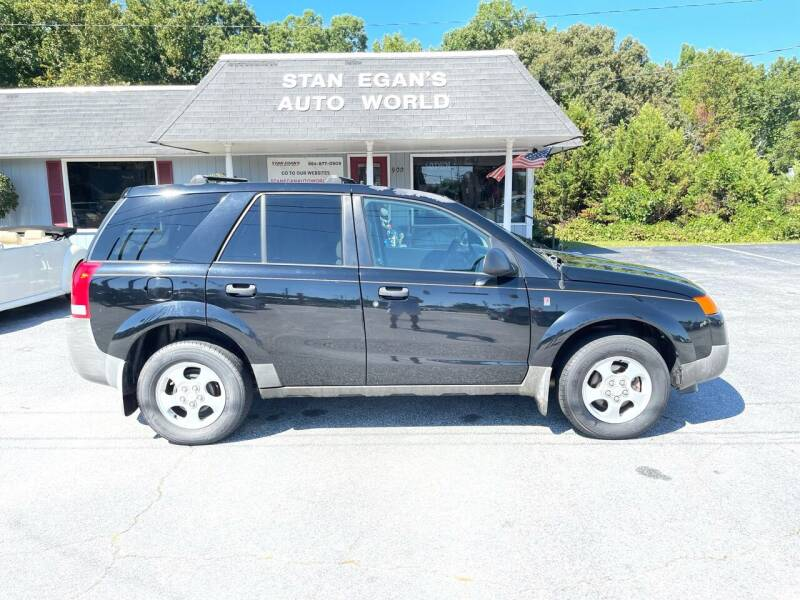 2004 Saturn Vue for sale at STAN EGAN'S AUTO WORLD, INC. in Greer SC