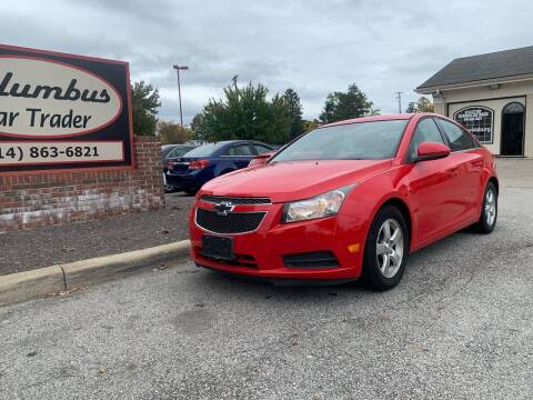 2014 Chevrolet Cruze for sale at Columbus Car Trader in Reynoldsburg OH