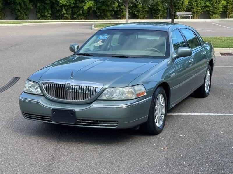 2006 Lincoln Town Car for sale at Orlando Auto Sale in Port Orange FL